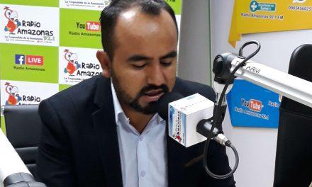 ENTREVISTA EN RADIO AMAZONAS