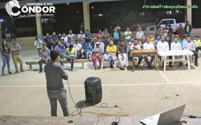 GAD CENTINELA DEL CÓNDOR CONSTRUIRÁ PROYECTO DE ALCANTARILLADO Y AGUAS RESIDUALES EN LA WITNZA.