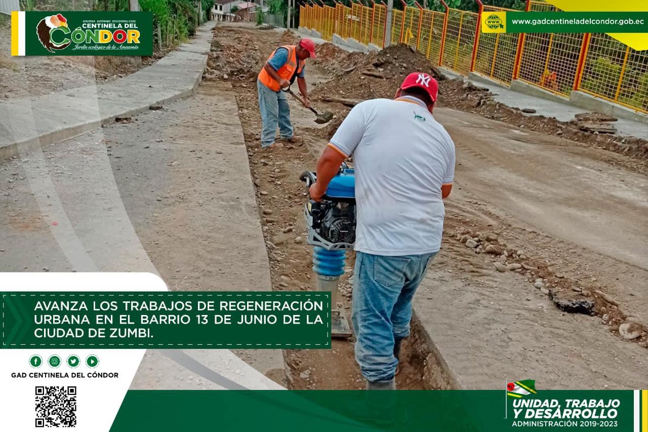 BARRIO 13 DE JUNIO